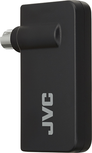 JVC - Wireless 3D RF Emitter - Black 1626212