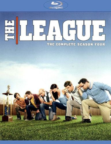 The League: The Complete Season Four [2 Discs] [Blu-ray] 1629528