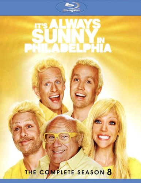 It's Always Sunny in Philadelphia: The Complete Season 8 [2 Discs] [Blu-ray] 1629546