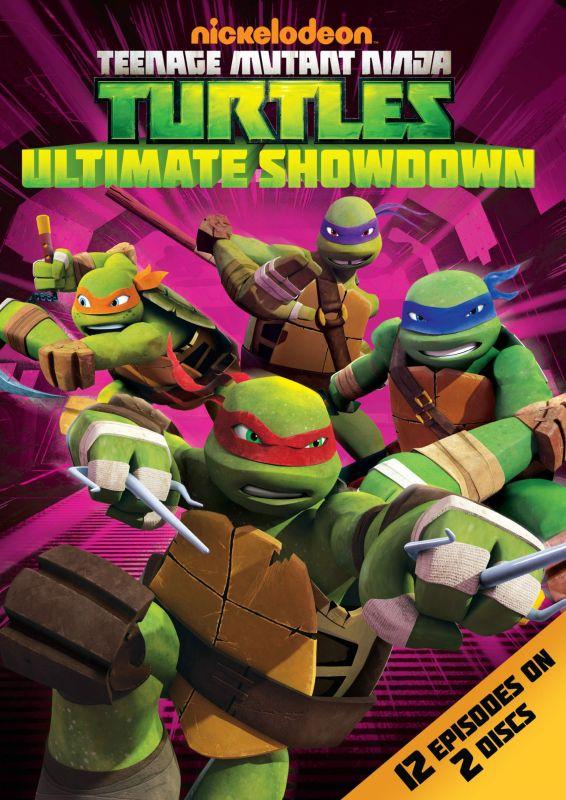 Teenage Mutant Ninja Turtles: Ultimate Showdown [2 Discs] [DVD] 1629573
