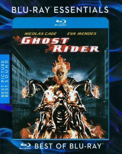 Ghost Rider [Unrated] [Blu-ray] [2007] 1631029