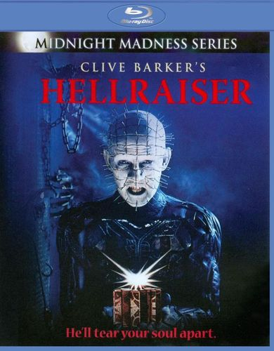 Hellraiser [Blu-ray] [1987] 1632019