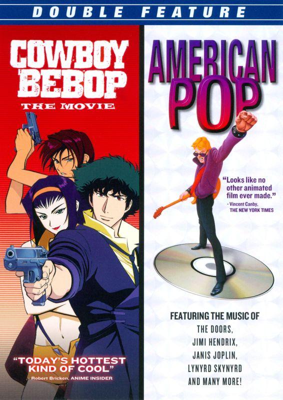 Cowboy Bebop: The Movie/American Pop [2 Discs] [DVD] 1633027