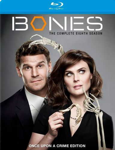 Bones: The Complete Eighth Season [5 Discs] [Blu-ray] 1637175