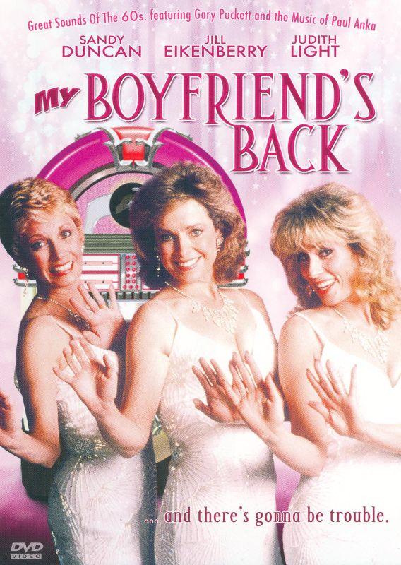 My Boyfriend's Back [DVD] [1989] 16375389