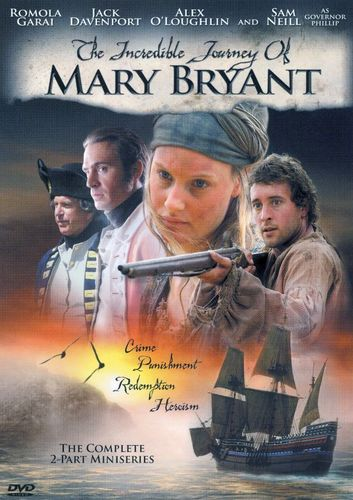 The Incredible Journey of Mary Bryant [DVD] [2005] 16380364