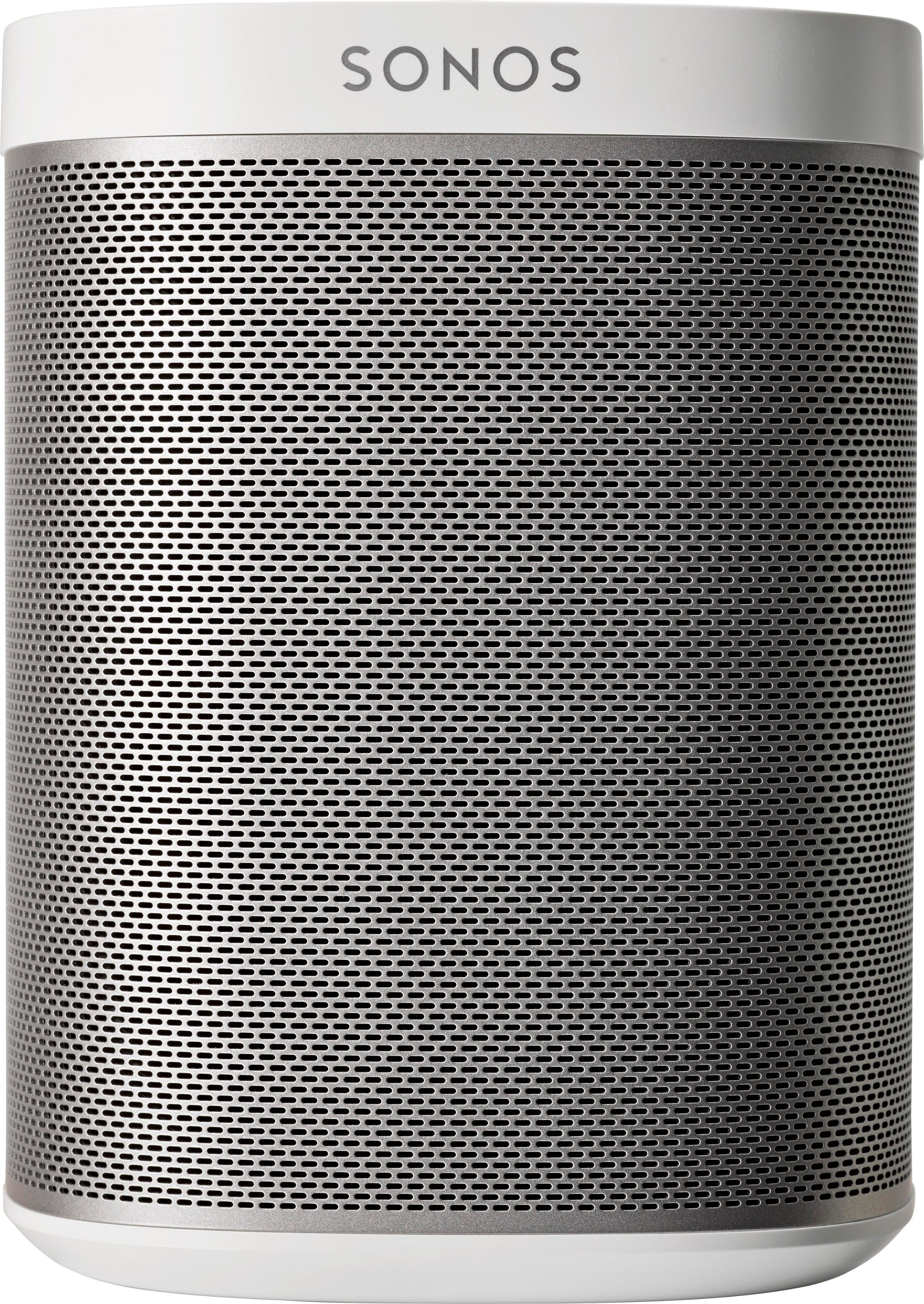Sonos - PLAY:1 Wireless Speaker for Streaming Music - White
