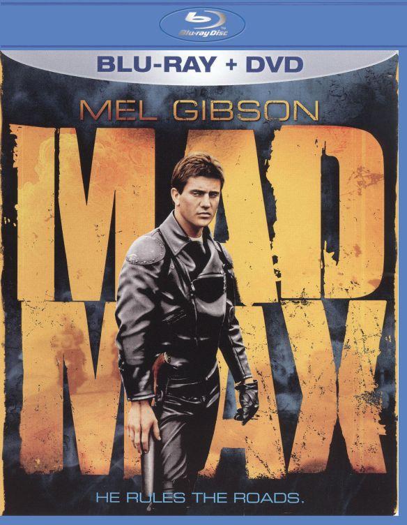 Mad Max [Blu-ray/DVD] [1979] 1648116