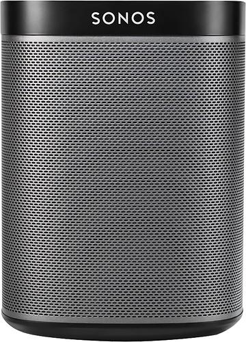 Sonos - PLAY:1 Wireless Speaker for Streaming Music - Black