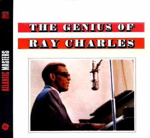 The Genius of Ray Charles [CD] 16496052