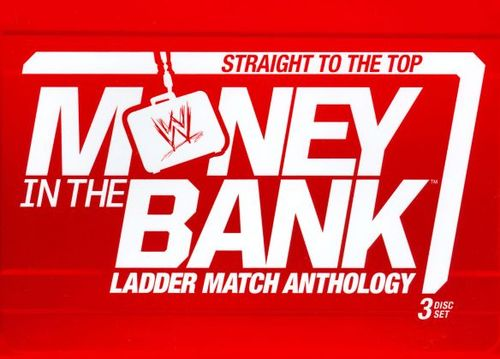 WWE: Straight to the Top - Money in the Bank Ladder Match Anthology [3 Discs] [DVD] 1652995