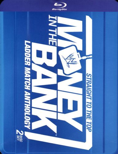 WWE: Straight to the Top - Money in the Bank Ladder Match Anthology [2 Discs] [Blu-ray] 1653506