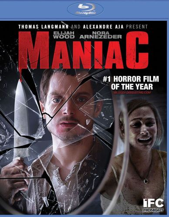Maniac [Blu-ray] [2012] 1653524