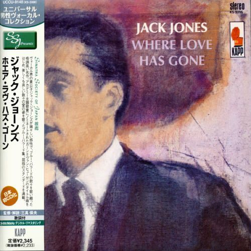 Where Love Has Gone [CD] 16579542