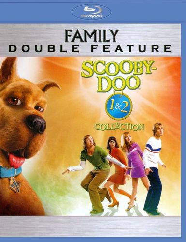 Scooby-Doo: The Movie/Scooby-Doo 2: Monsters Unleashed [WS] [2 Discs] [Blu-ray] 1662055