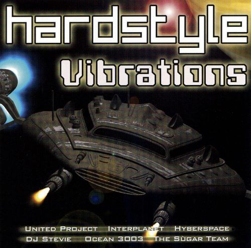 Hardstyle Vibrations [CD] 16640379