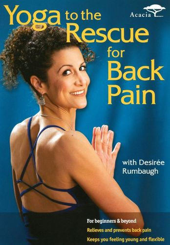 Yoga to the Rescue for Back Pain [DVD] [2008] 16649753