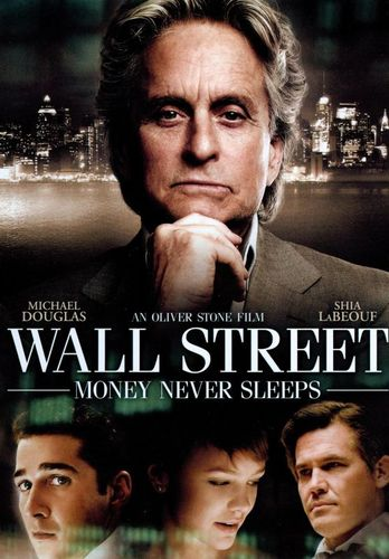 Wall Street: Money Never Sleeps [DVD] [2010] 1669067