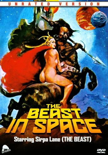The Beast in Space [Unrated Version] [DVD] [1980] 16700072