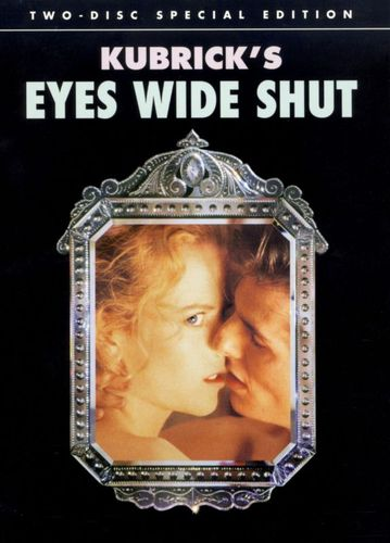 Eyes Wide Shut [Special Edition] [2 Discs] [DVD] [1999] 16754451