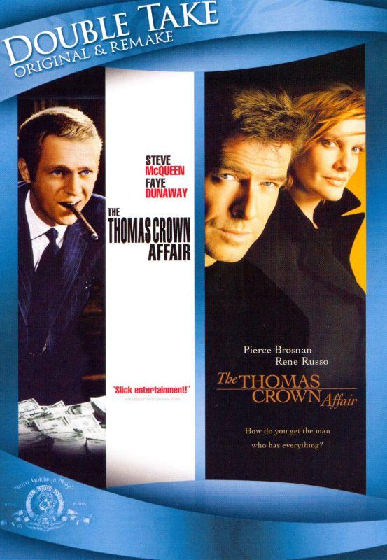 The Thomas Crown Affair [1968]/Thomas Crown Affair [1999] [2 Discs] [DVD] 16766153