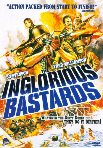 The Inglorious Bastards [DVD] [1977] 16771762