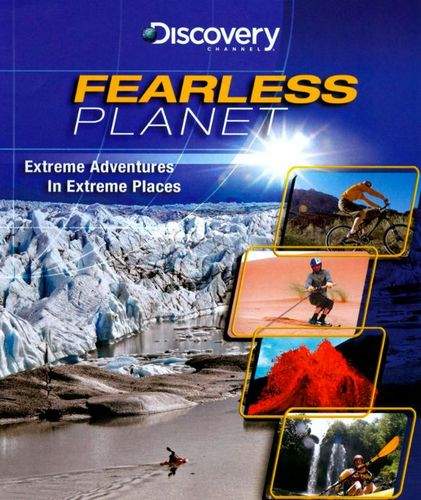 Fearless Planet [Blu-ray] 16794024