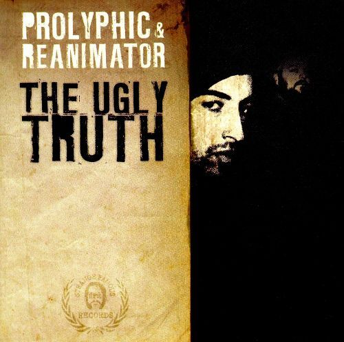 The Ugly Truth [CD] 16805236