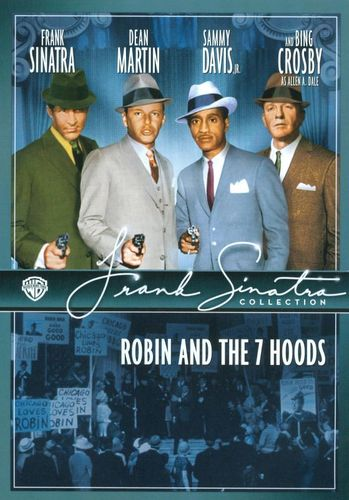 Robin and the 7 Hoods [Repackaged] [DVD] [1964] 16831902