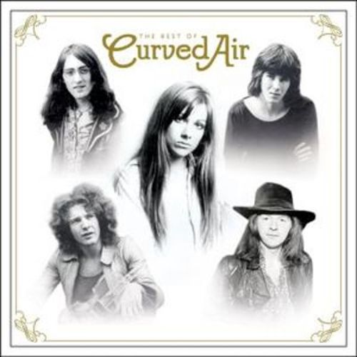 The Best of Curved Air: Retrospective Anthology 1970-2009 [CD] 16844051
