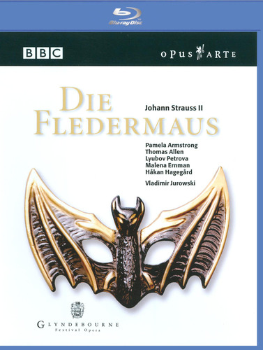 Image of Die Fledermaus [Blu-ray] [Dut/Eng/Fre/Ger/Spa] [2004]
