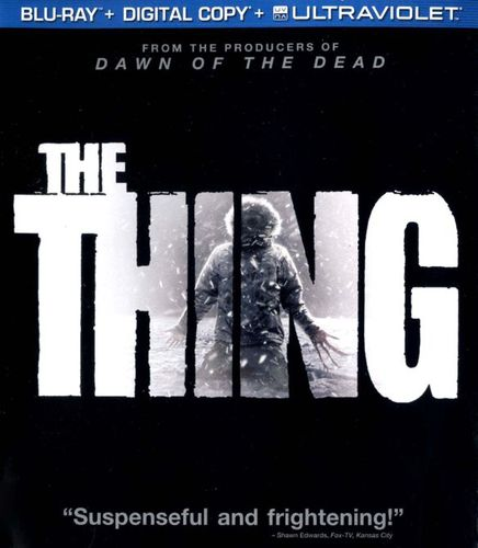 The Thing [Includes Digital Copy] [UltraViolet] [Blu-ray] [2011] 1688696