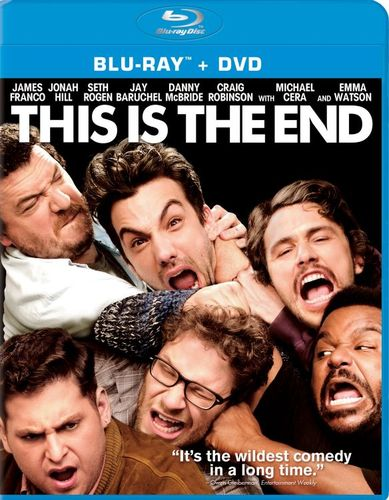 This Is the End [2 Discs] [Includes Digital Copy] [UltraViolet] [Blu-ray/DVD] [2013] 1690011