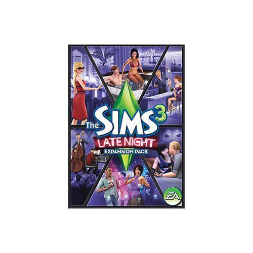 The Sims 3: Late Night - MacWindows [Digital]