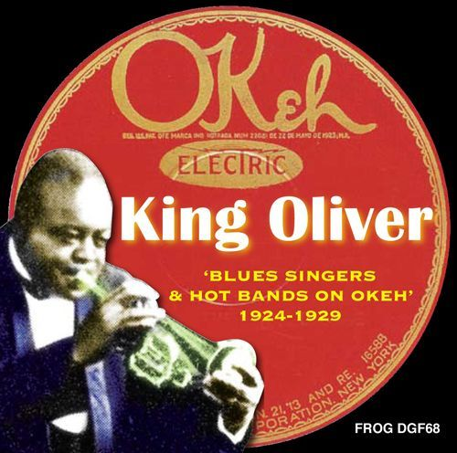 Blues Singers and Hot Bands on Okeh 1924-1929 [CD] 16938502