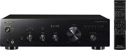 Pioneer - Elite 100W 2.0-Ch. Amplifier - Black 1693919