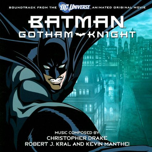 Batman Gotham Knight [Soundtrack from the DC Universe Animated Original Movie] [CD] 16997216