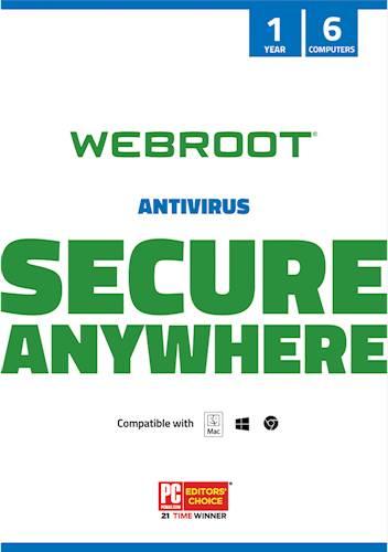 Webroot Internet Security...