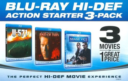 Action Starter Pack [Blu-ray] 17059317