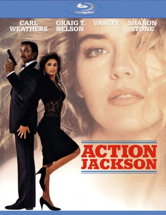Action Jackson [Blu-ray] [1988] 1706003