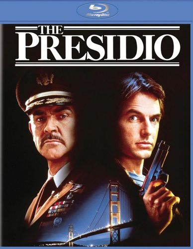 The Presidio [Blu-ray] [1988] 1706076