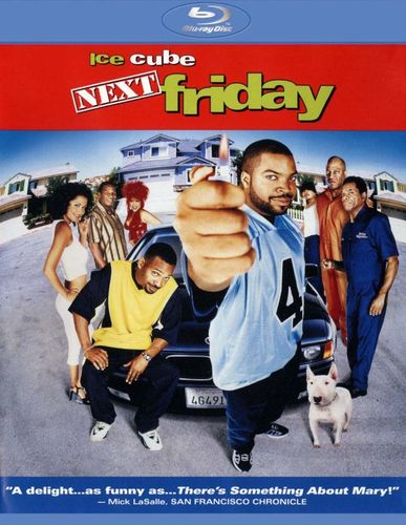 Next Friday [Blu-ray] [2000] 1706373