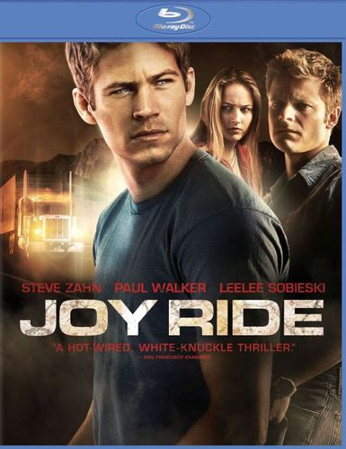 Joy Ride [Blu-ray] [2001] 1713503