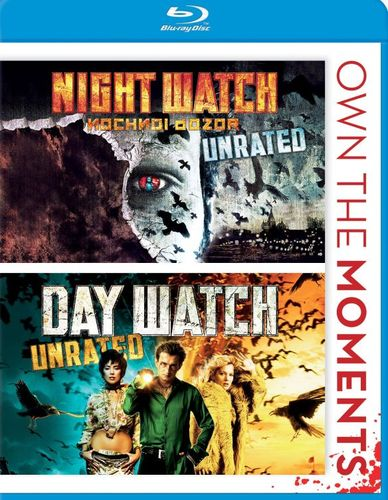 Day Watch [Unrated]/Night Watch [Unrated] [Blu-ray] 1715574