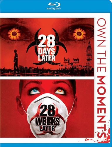 28 Days Later/28 Weeks Later [Blu-ray] 1715592