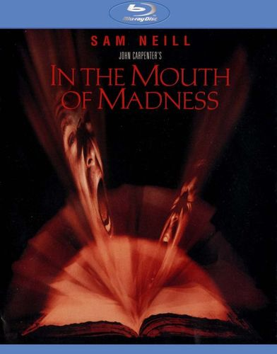 In the Mouth of Madness [Blu-ray] [1994] 1715747