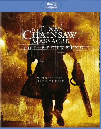 The Texas Chainsaw Massacre: The Beginning [Blu-ray] [2006] 1715783