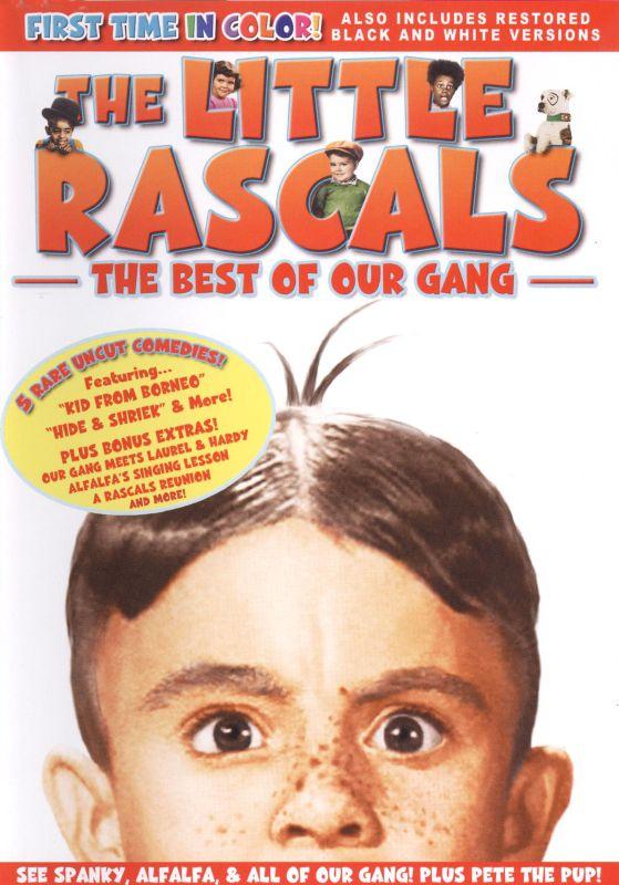 Little Rascals: Best of Our Gang [DVD] 17179241