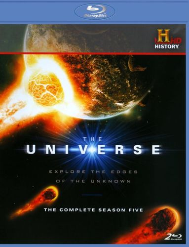 The Universe: The Complete Season Five [2 Discs] [Blu-ray] 1718054