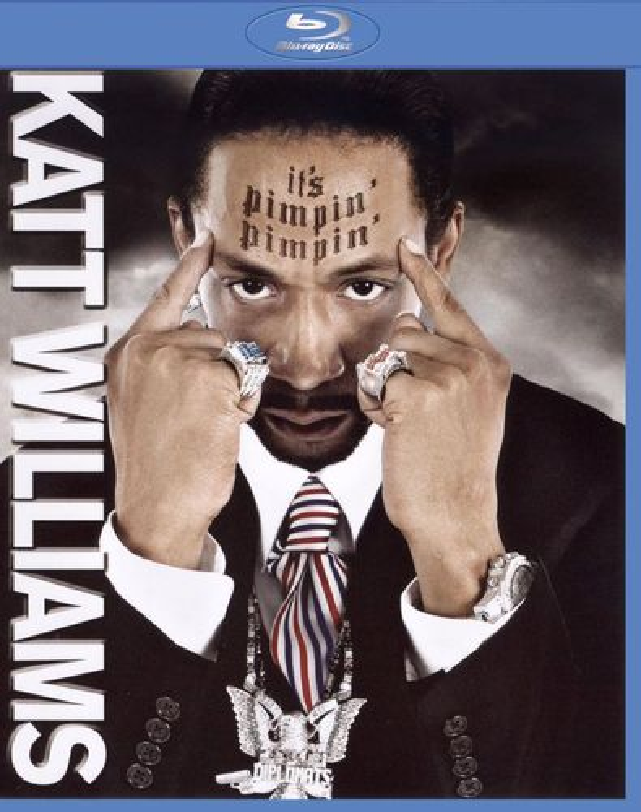 Katt Williams: It's Pimpin' Pimpin' [Blu-ray] [2008] 17233423